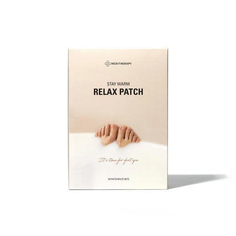 RELAX WARM PATCH