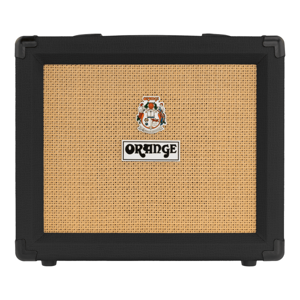 ORANGE CRUSH 20 COMBO AMPLIFIER - BLACK