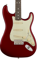FENDER AMERICAN ORIGINAL '60s STRATOCASTER - RW CANDY APPLE RED