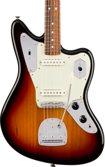 FENDER AMERICAN PROFESSIONAL JAGUAR - RW 3-COLOUR SUNBURST