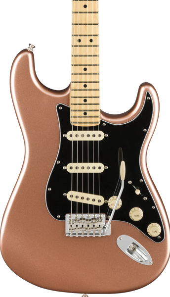 FENDER AMERICAN PERFORMER STRAT - MAPLE NECK PENNY