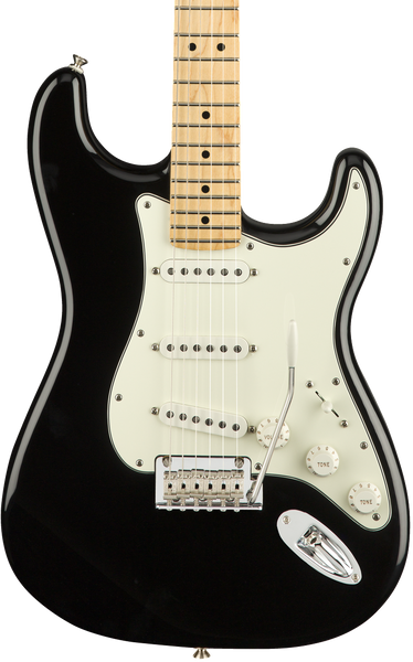 FENDER PLAYER STRATOCASTER - MN BLACK