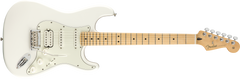 FENDER PLAYER SERIES STRAT - HSS MAPLE NECK POLAR WHITE
