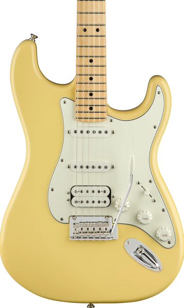 FENDER PLAYER SERIES STRAT - HSS MAPLE NECK BUTTERCREAM