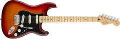 FENDER PLAYER SERIES STRAT - PLUS TOP MAPLE NECK AGED CHERRY BURST
