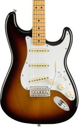 FENDER JIMI HENDRIX STRAT - MAPLE NECK 3-TONE SUNBURST