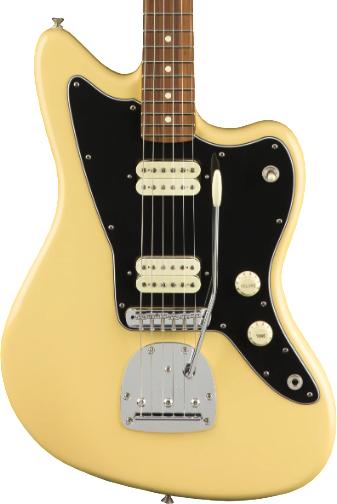 FENDER PLAYER SERIES JAZZMASTER - PF BUTTERCREAM