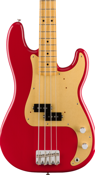 FENDER VINTERA 50'S P BASS - DAKOTA RED