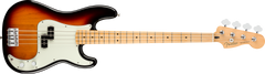 FENDER PLAYER SERIES PRECISION BASS MAPLE NECK - 3-COLOUR SUNBURST
