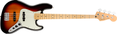 FENDER PLAYER SERIES JAZZ BASS MAPLE NECK - 3-TONE SUNBURST