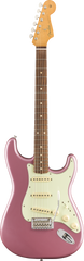FENDER VINTERA 60S STRATOCASTER MODIFIED PF BURGANDY MIST