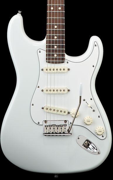 FENDER CUSTOM SHOP JEFF BECK SIGNATURE STRATOCASTER - OW RW