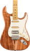 FENDER RARITIES FLAME KOA TOP STRAT
