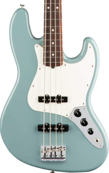 FENDER AMERICAN PROFESSIONAL JAZZ BASS ROSEWOOD - SONIC GRAY