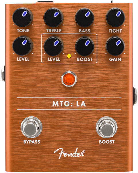 FENDER MGT: LA TUBE DISTORTION PEDAL