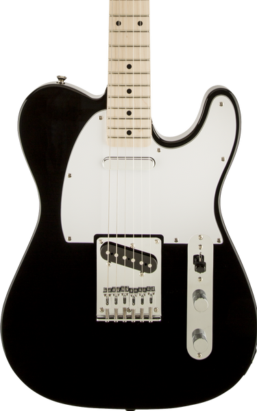 SQUIER AFFINITY SERIES TELECASTER MAPLE NECK - BLACK