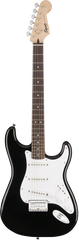 SQUIER BULLET STRAT HARD TAIL BLACK