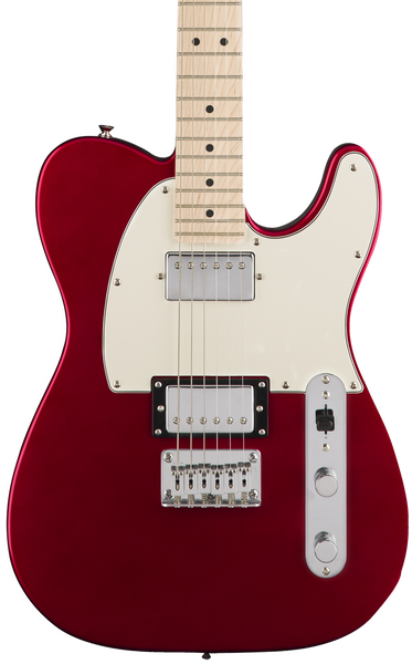 SQUIER  CONTEMPORARY TELECASTER® HH METALLIC RED