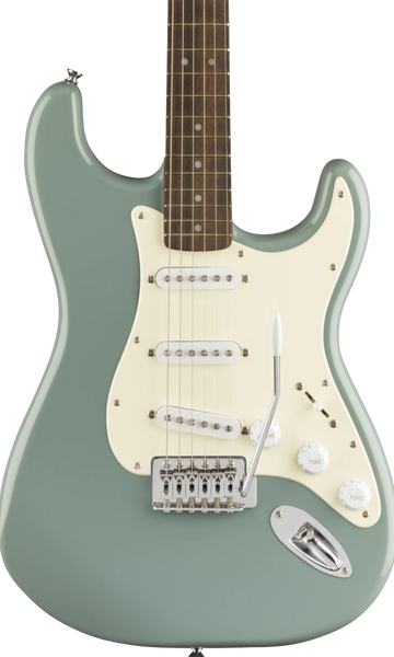 SQUIER BULLET SERIES STRAT - LAUREL FINGERBOARD SONIC GREY