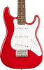 SQUIER MINI STRAT 3/4 ELECTRIC - DAKOTA RED