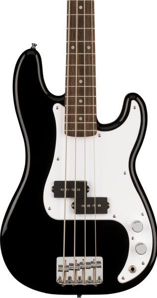 SQUIER MINI PRECISION BASS - BLACK
