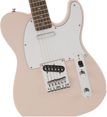 SQUIER FSR AFFINITY SERIES TELECASTER - SHELL PINK