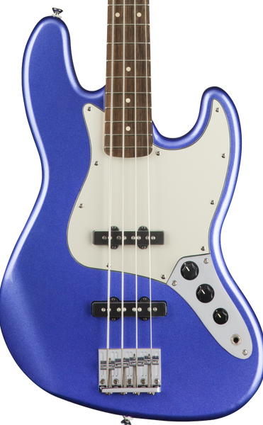 SQUIER CONTEMPORARY JAZZ BASS OCEAN BLUE METALLIC