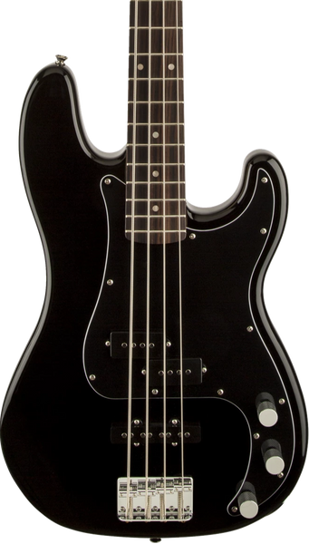SQUIER AFFINITY SERIES PJ BASS - BLACK