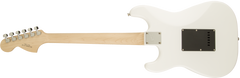 SQUIER AFFINITY SERIES - STRAT HSS OLYMPIC WHITE LAUREL FRETBOARD