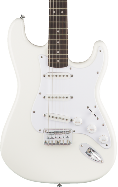 SQUIER BULLET STRATOCASTER HT - ARCTIC WHITE