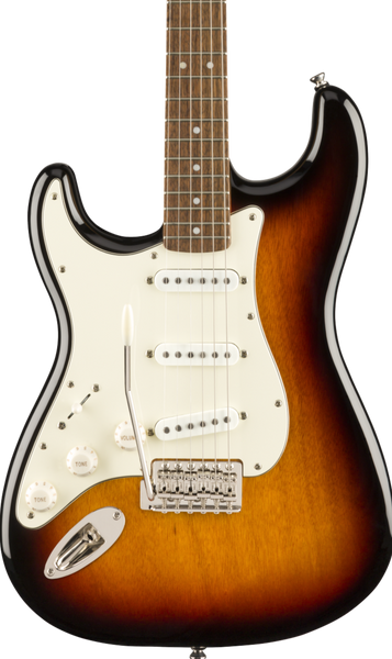 SQUIER CLASSIC VIBE '60S STRATOCASTER LEFT-HANDED LRL - 3TS