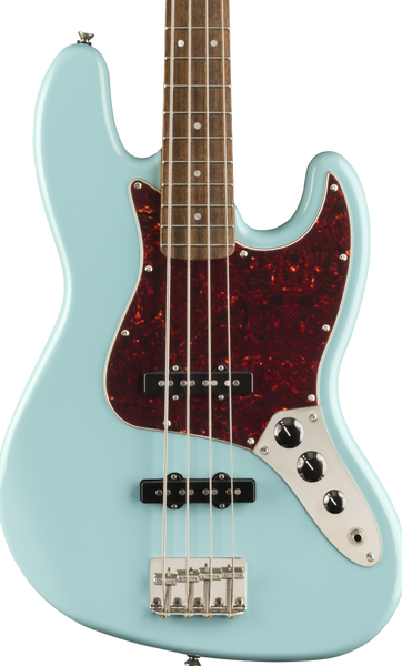 SQUIER CLASSIC VIBE 60'S JAZZ BASS - DAPHNE BLUE