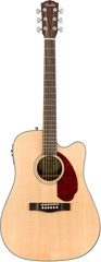 FENDER CD-140SCE - DREADNOUGHT NATURAL