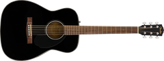 FENDER CC-60S CONCERT ACOUSTIC PACK - BLACK