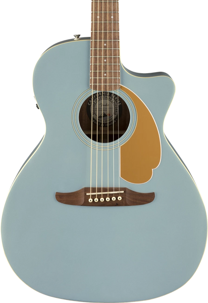 FENDER NEWPORTER PLAYER - ICE BLUE SATIN
