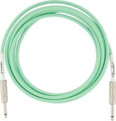 FENDER ORIGINAL SERIES INSTRUMENT CABLE 10FT - SURF GREEN