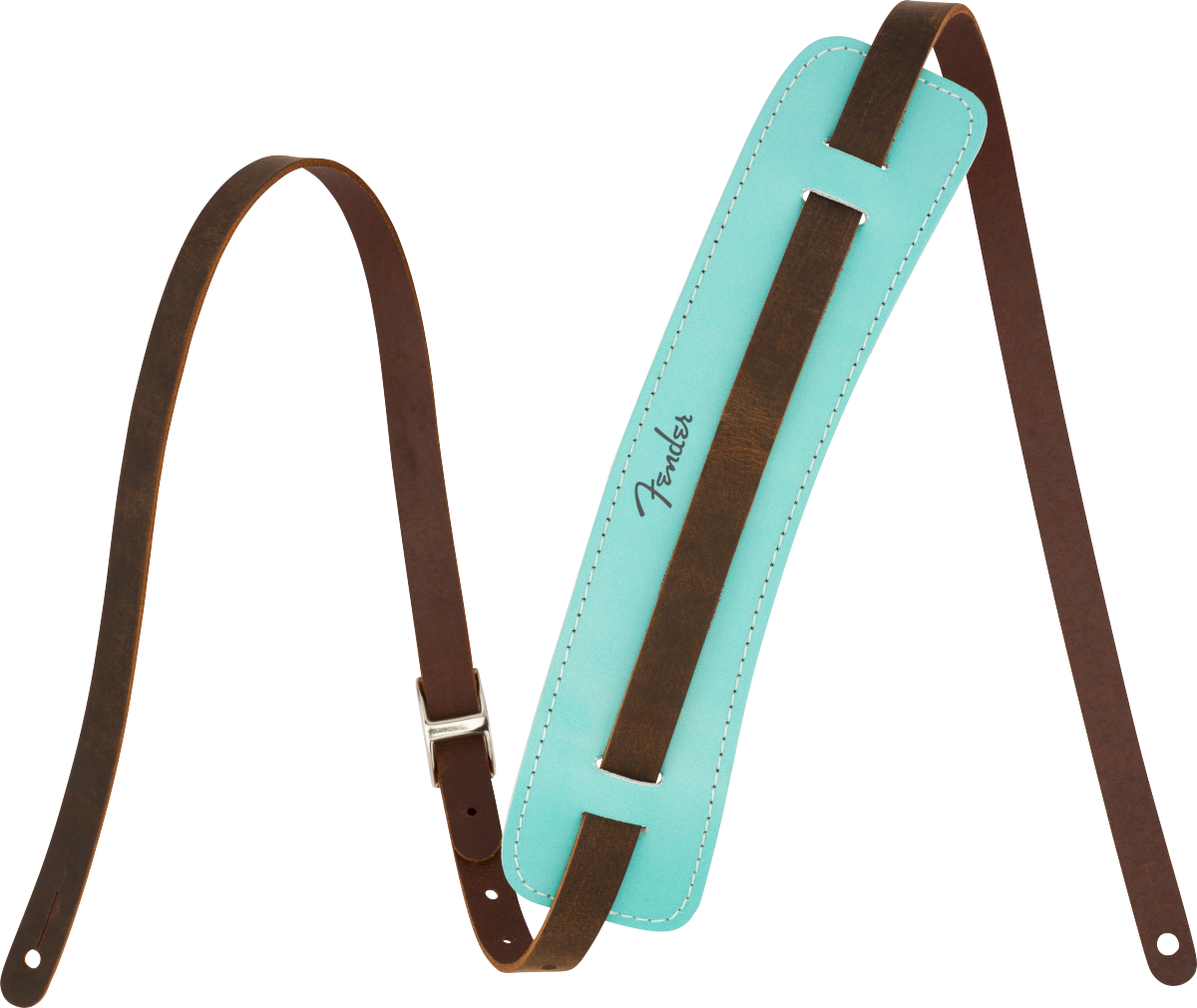 FENDER ORIGINAL STRAP - DAPHNE BLUE