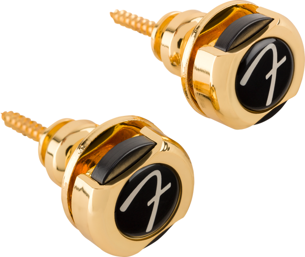 FENDER INFINITY STRAP LOCKS GOLD