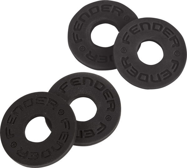 FENDER STRAP BLOCKS - BLACK