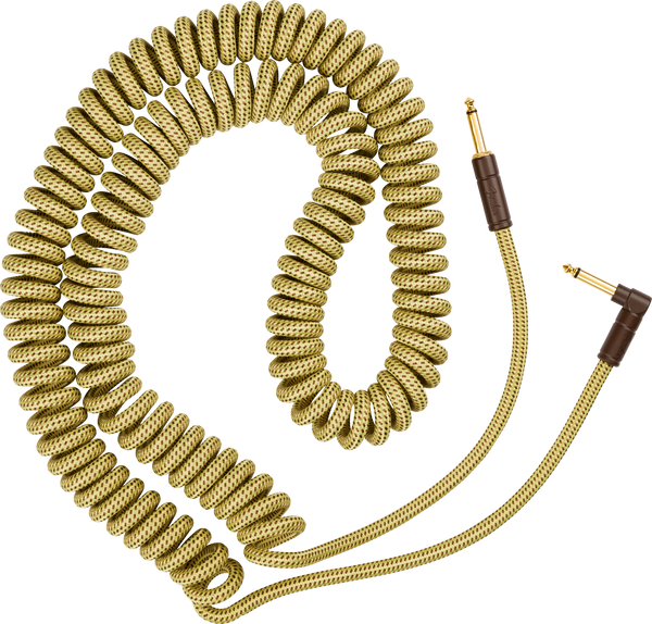 FENDER PRO COIL CABLE 30' TWEED