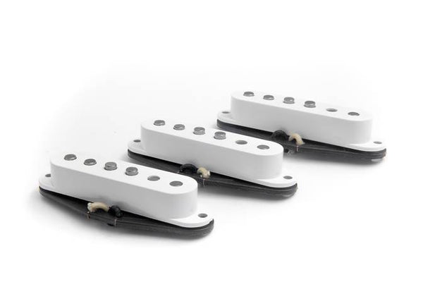 BARE KNUCKLE PICKUPS THE SULTAN SINGLE COIL - SET CREAM
