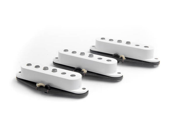 BARE KNUCKLE PICKUPS THE SULTAN SINGLE COIL - SET