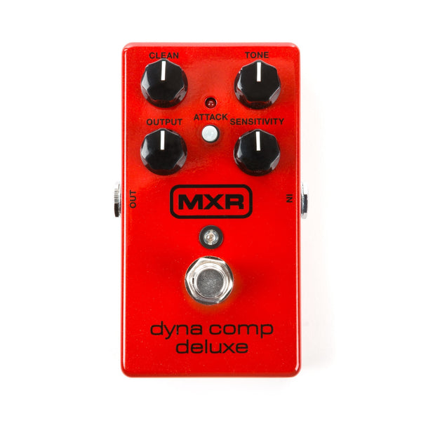 MXR DYNA COMP DELUXE COMPRESSOR