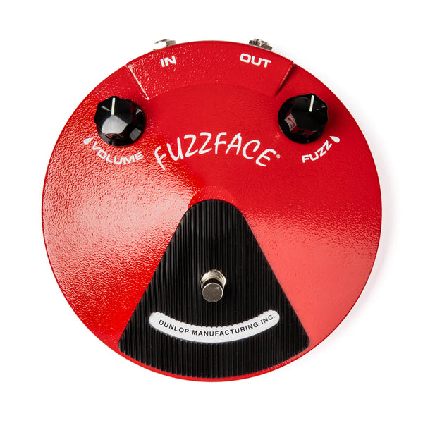 DUNLOP FUZZ FACE RED CLASSIC