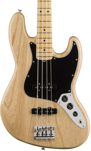 FENDER AMERICAN PROFESSIONAL JAZZ BASS - MAPLE NECK NATURAL
