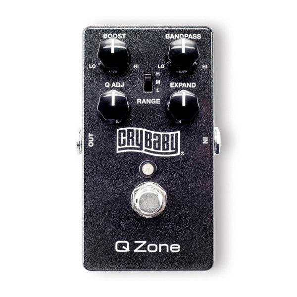 DUNLOP CRYBABY Q-ZONE FIXED AUTO WAH