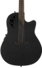 OVATION 1778TX-5 MOD TX MID DEPTH - BLACK TEXTURED