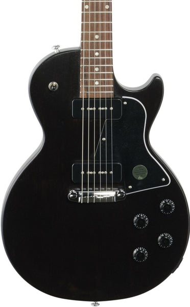 GIBSON LES PAUL SPECIAL TRIBUTE P90 - SATIN EBONY