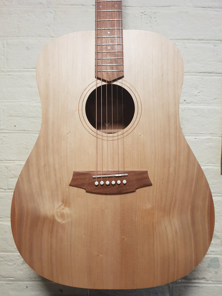 COLE CLARK FAT LADY 1 - BUNYA TOP MAHOGANY BACK & SIDES
