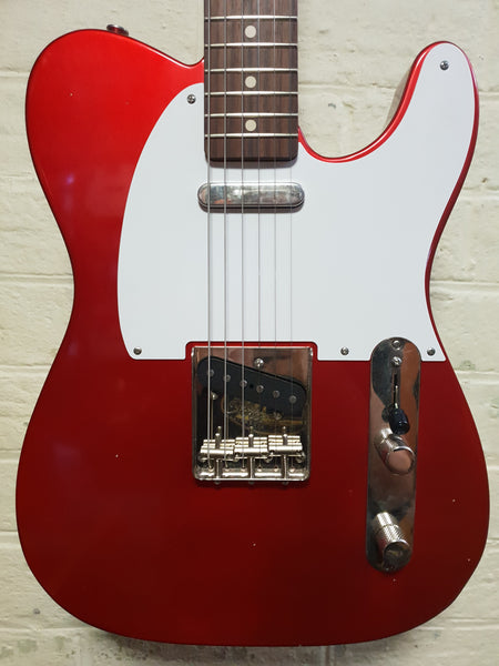 XOTIC CALIFORNIA CLASSIC XTC-1 CANDY APPLE RED RW